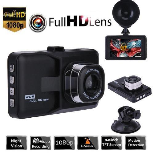 Bilkamera Full HD 200 Megapixel