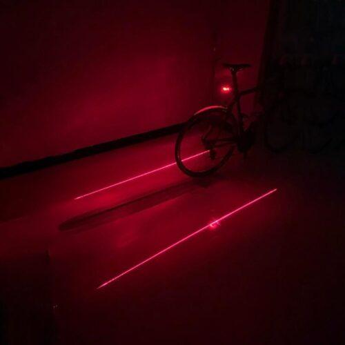 Cykellampa (LED)