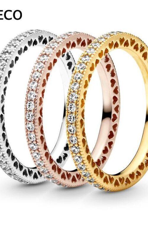 Cuteeco Hearts Ring