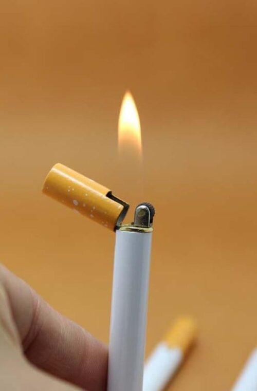 Cigarettformad Tändare