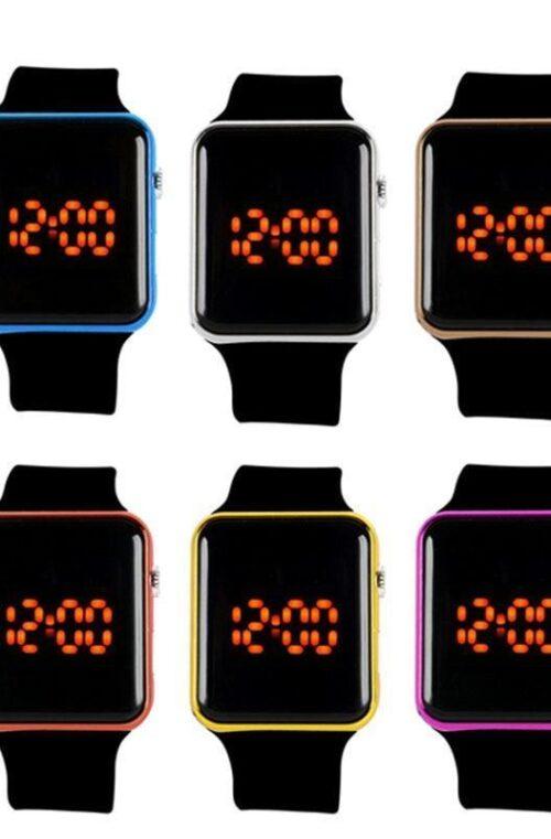 LED Sports Klocka (Unisex)