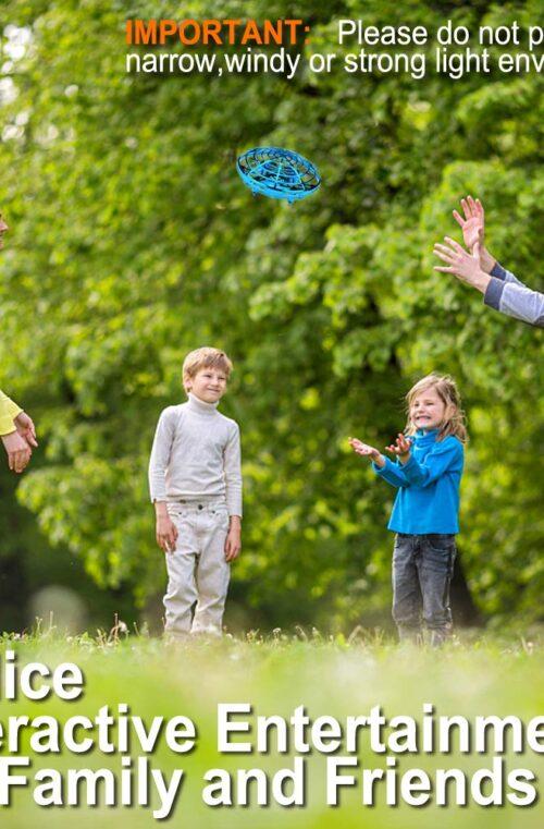 Minidrönare 'UFO' För Barn