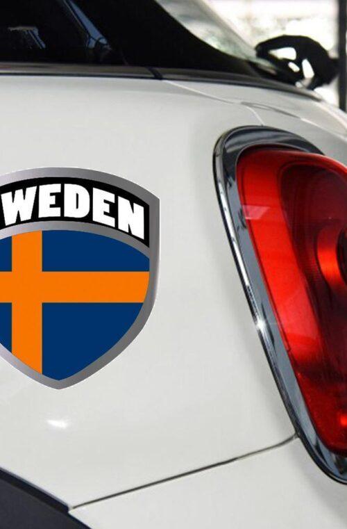 Klistermärke för Bil