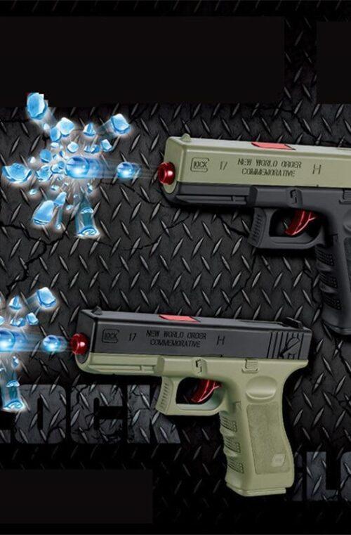 Glock G17 Pistoler (2st)