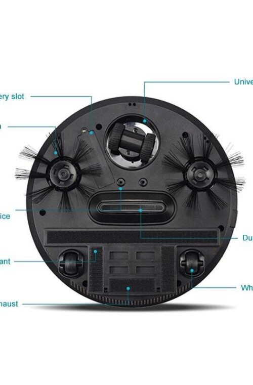 Auto Smart Dammsugare