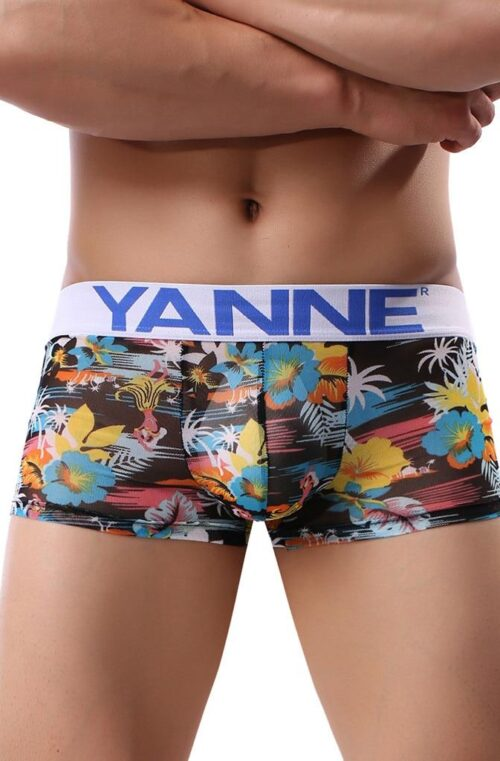 Yanne brand Boxers