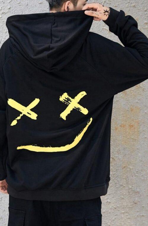 Smiley Unisex Hoodies