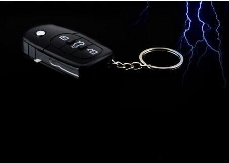 Bilnyckel Elektrisk Stöt