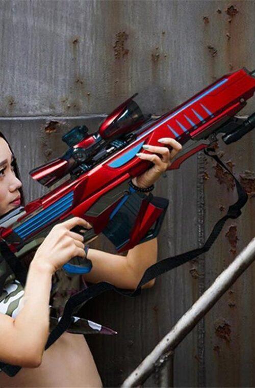 Sniper Rifle & Infrarött Sikte