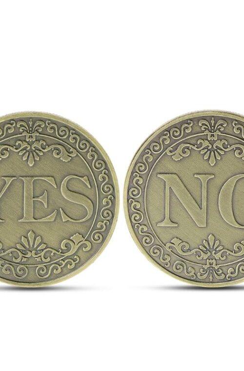 'YES' or 'NO' Jubileumsmynt