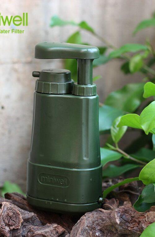 Vattenfiltrerare