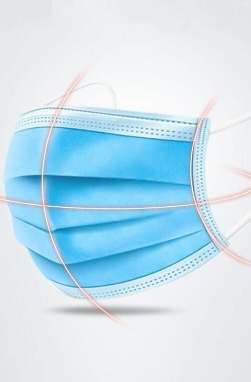 Anti-Coronavirus Medicinska Skyddsmasker