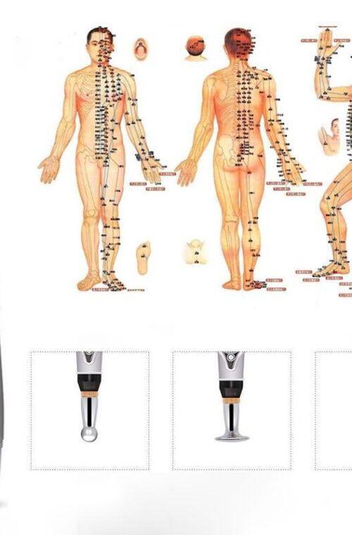 Elektronisk Akupunkturpenna