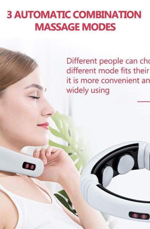 Elektrisk Massagemaskin för Nacke