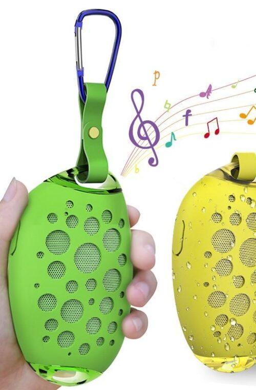 Bluetooth Högtalare (Vattentät)