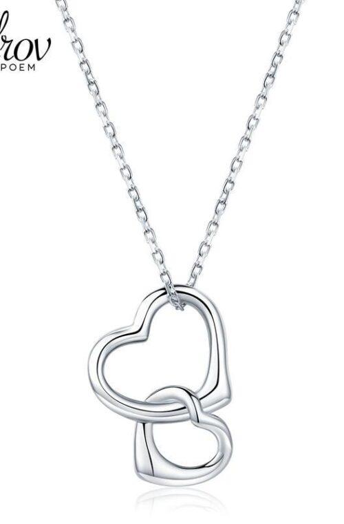 Smyckeshalsband med Hjärta