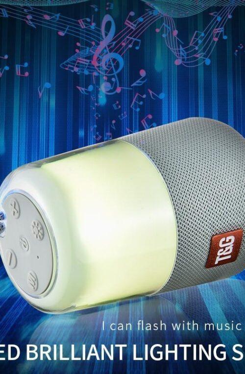 LED Bluetooth Högtalare