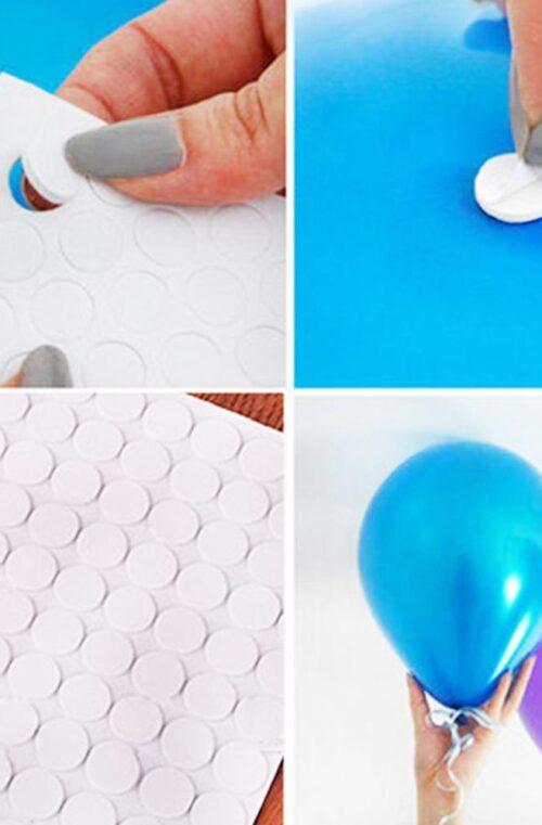 Limprickar för Ballonger (100st)