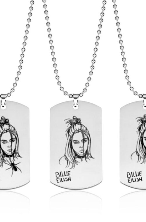Billie Eilish Soul Halsband
