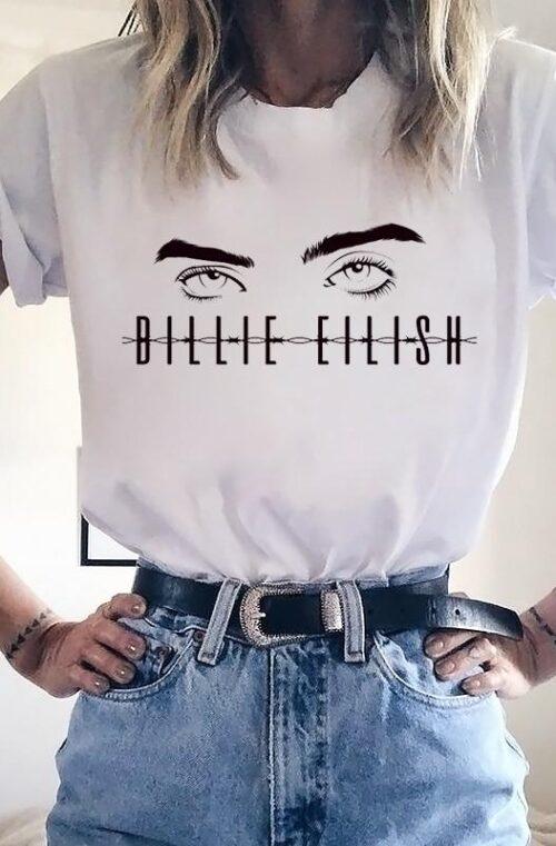 Billie Eilish T-Shirt 130-160