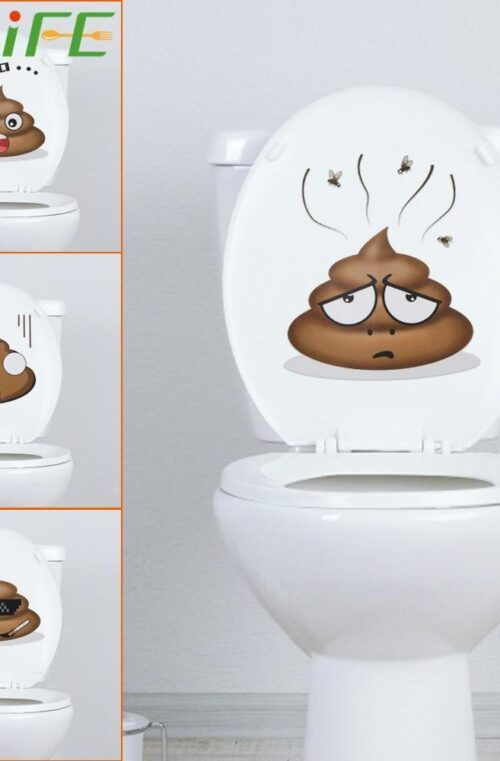 Toalettdekor