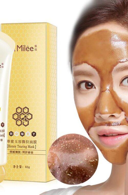 Asiatisk Ansiktsmask