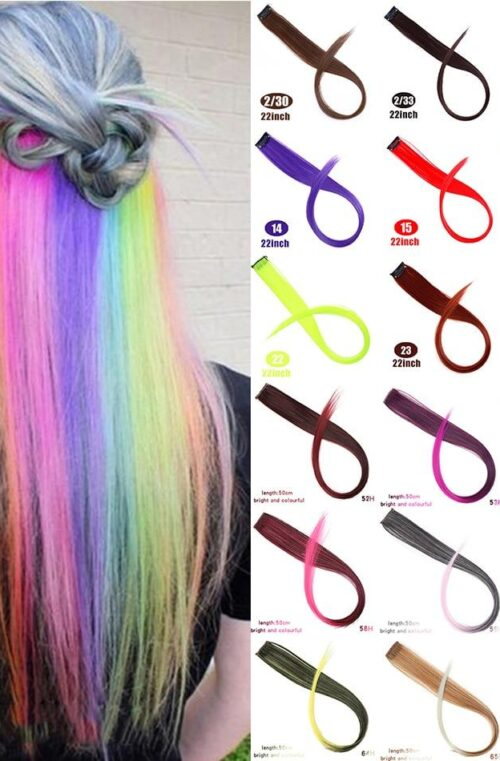 Clip-on Extensions (56cm)