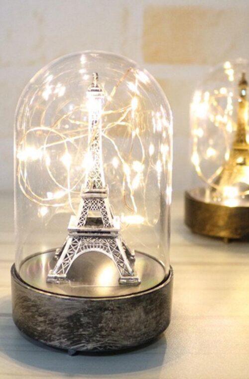 'Eiffeltornet' Nattlampa