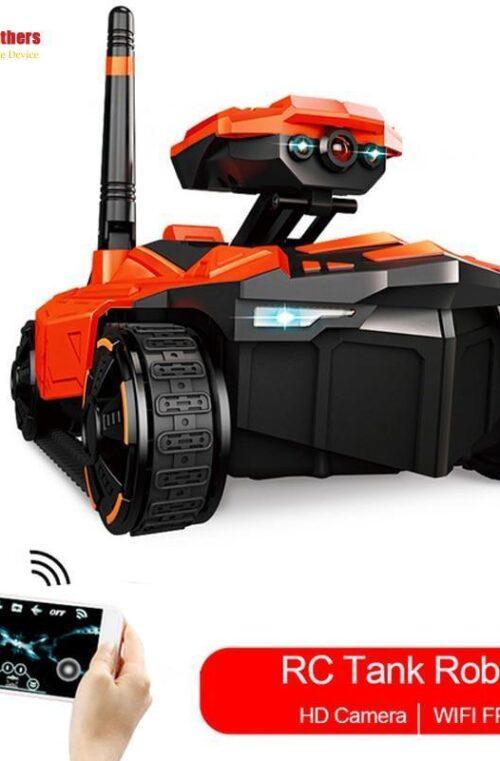 Global Drone Smart RC Tank