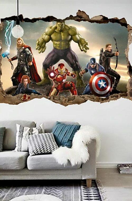 Avengers Väggdekor