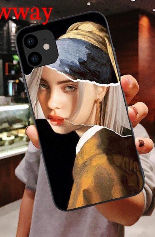 Billie Eilish iPhone Mobilskal (7plus, 8plus, x, xs, xs max)