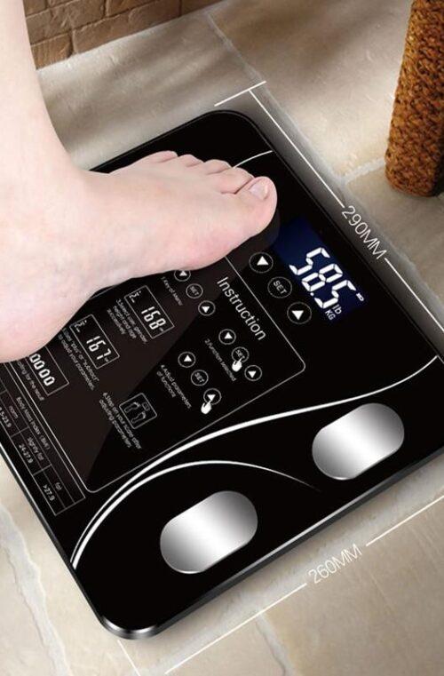 Badrumsvåg (BMI)