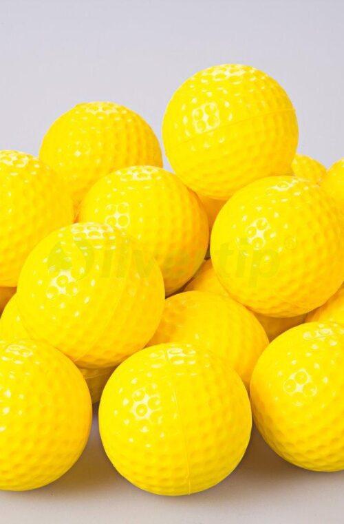 Golfbollar - Skumplast (30st)