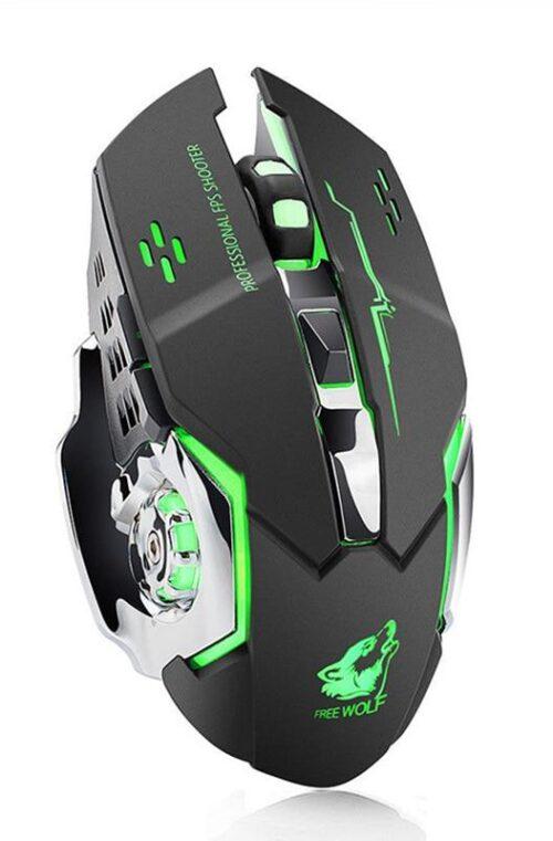 Wolf X8 Gamingmus