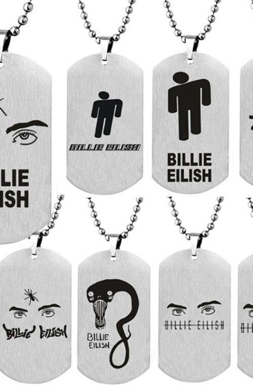 Billie Eilish Halsband