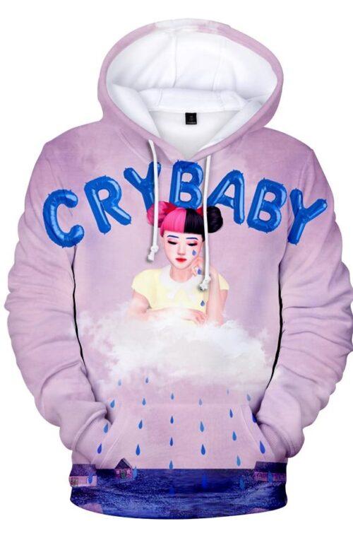 Melanie Martinez 'Crybaby' Hoodie