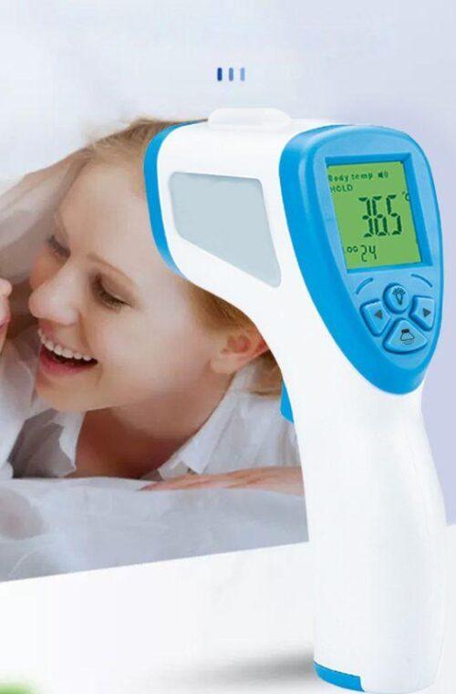 Infraröd Febertermometer (Bäst i test)