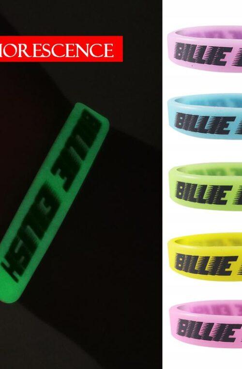 Billie Eilish Luminous Självlysande Armband