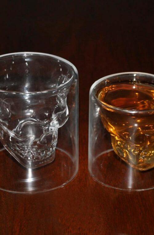 Dead Skull Whiskeyglas