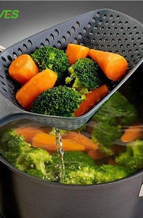 Grönsaksslev