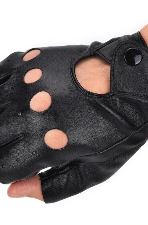 Läderhandskar för Kvinnor