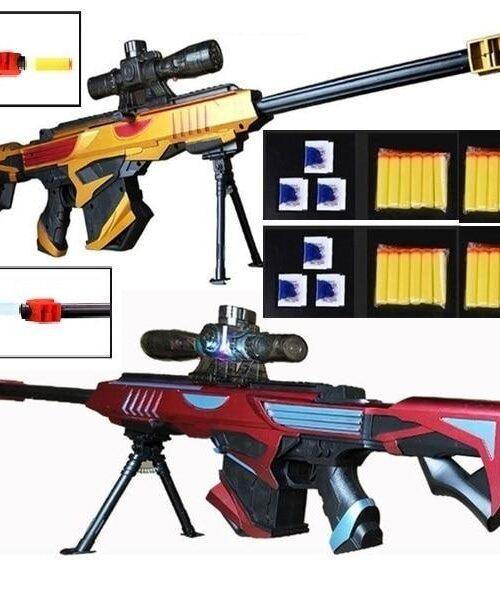 Dubbla Nerf Sniper Rifles