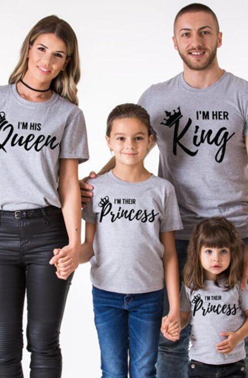'Royal Family' T-Shirts
