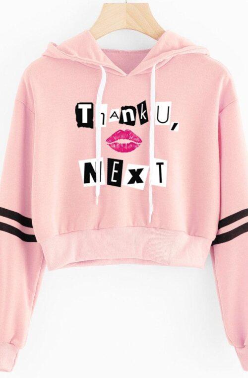 Ariana Grande 'Thank u, Next' Tröja