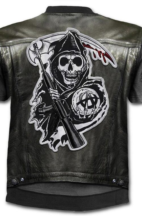 Sons Of Anarchy 3D T-Shirt