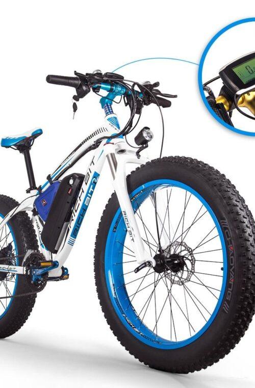 Top-022 Fat Tire Elcykel