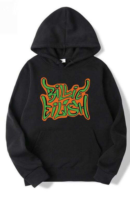 Billie Eilish 'Graffiti' Hoodie