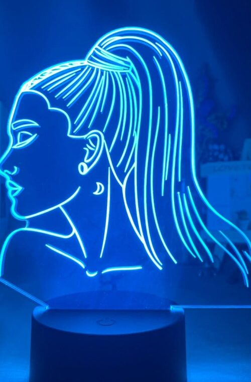 Ariana Grande 3D Lampa