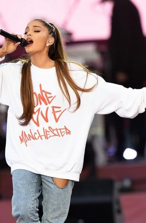 Ariana Grande 'One Love' Tröja