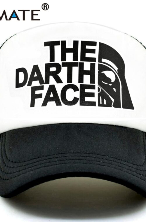 The Darth Face Keps